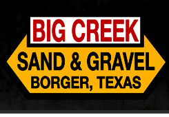 Big Creek Sand & Gravel